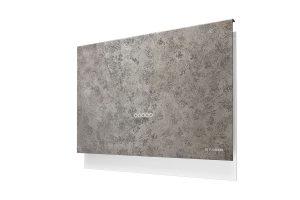 Faber Talika Dark Grey Concrete Wall Hood