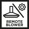 Remote Blower Icon