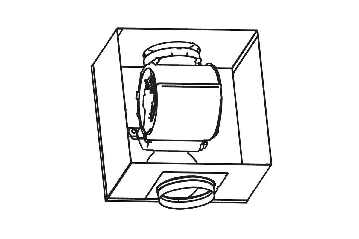 Remote Blower Kit ENERGY