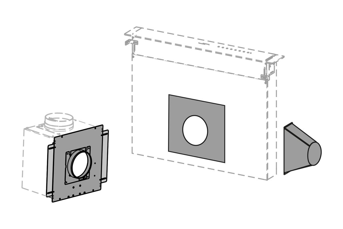 Remote Blower Kit FABULA